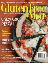 Gluten Free & More issue October/November 2018