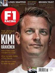 F1 Racing issue November 2018