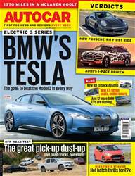 Autocar issue 17th October 2018