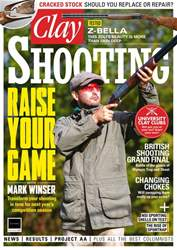Clay Shooting issue November 2018