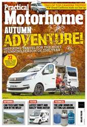 Practical Motorhome Magazine Cover