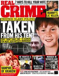Real Crime issue Issue 43