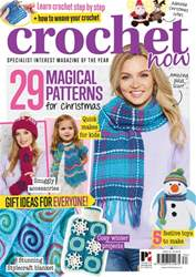 Crochet Now Magazine issue Issue 34