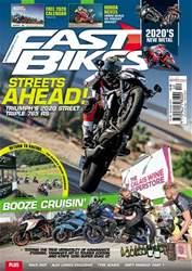 Fast Bikes Magazine Cover