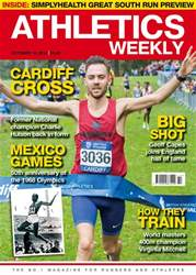 Athletics Weekly issue 18 October 2018