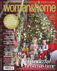 Woman & Home issue December 2018