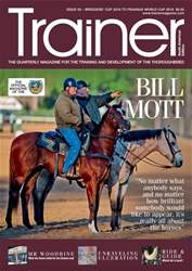North American Trainer Magazine - horse racing issue Breeders' Cup 2018 to Pegasus World Cup 2019, Issue 50