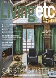 Living Etc issue December 2018