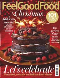 Woman & Home Feel Good Food issue Winter 2018
