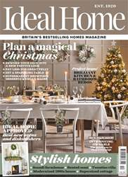 Ideal Home issue December 2018