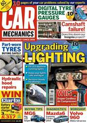 Car Mechanics issue November 2018
