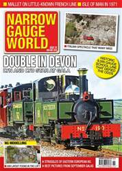 Narrow Gauge World issue Nov-Dec 2018