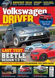 Volkswagen Driver issue November 2018