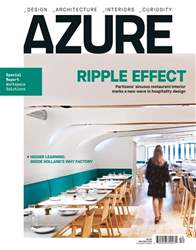 AZURE issue Nov/Dec 2018