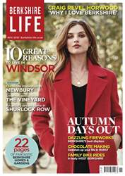 Berkshire Life issue Nov-18