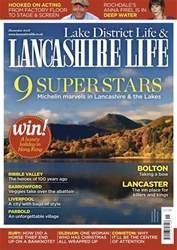 Lancashire Life issue Nov-18
