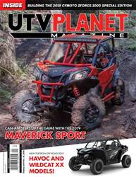 UTV Planet Magazine issue OCT | NOV | DEC  2018