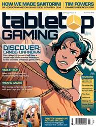 Tabletop Gaming issue Tabletop Gaming
