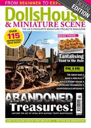 Dolls House and Miniature Scene issue Nov-18