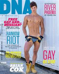 DNA Magazine issue DNA #226 | Entertainment issue