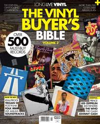 Long Live Vinyl issue Buyers Bible Issue 2