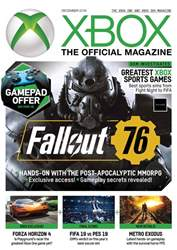 Official Xbox Magazine (UK Edition) issue December 2018