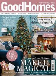 GoodHomes Magazine issue December 2018