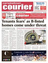 Campbeltown Courier issue 19/10/18