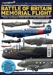 Aviation Classics issue Battle of Britain Memorial Flight