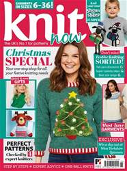 Knit Now issue Issue 95