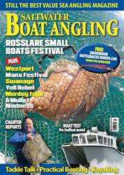 Saltwater Boat Angling issue Nov-18