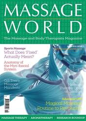 Massage World issue Massage World 102