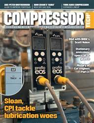 Compressor Tech2 issue Compressor Tech2