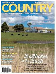 Australian Country issue Issue#21.6 NovDec 18