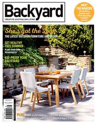 Backyard issue Issue #16.4 2018