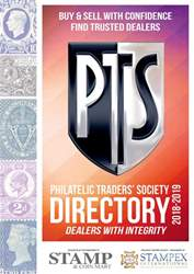 PTS Directory 2018/19 issue PTS Directory 2018/19