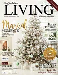 Staffordshire Living issue Nov/Dec 2018
