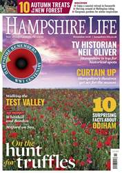 Hampshire Life Magazine Cover