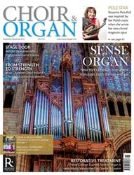Choir & Organ issue Nov / Dec 2018