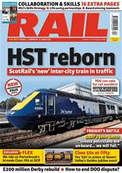 Rail issue Issue 864
