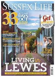 Sussex Life issue Nov-18