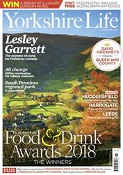 Yorkshire Life issue Nov-18
