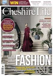 Cheshire Life issue Nov-18