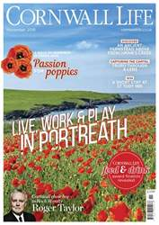 Cornwall Life issue Nov-18