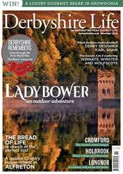 Derbyshire Life issue Nov-18