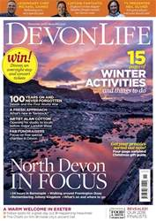 Devon Life issue Nov-18
