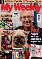 My Weekly issue 27/10/2018