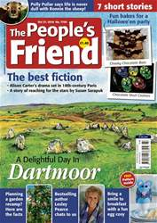 The People's Friend issue 27/10/2018