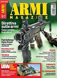 ARMI MAGAZINE issue Novembre 2018