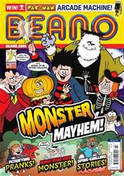 The Beano issue 27th October 2018